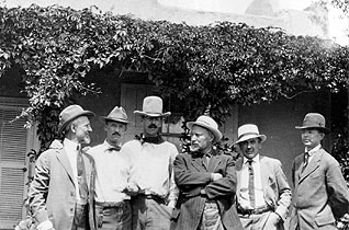 Taos_Society_of_Artists_founders